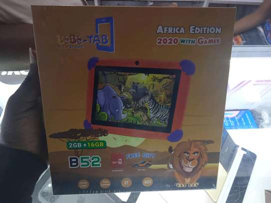 Kids Tablets 16gb 2gb ram I-Touch B52 Tablets in shop+Delivery image 1