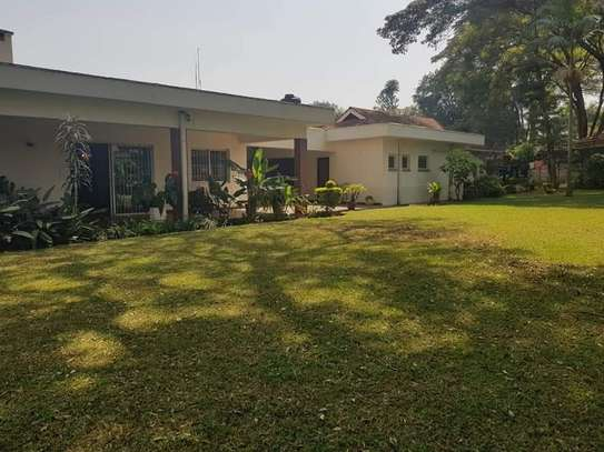 4 bedroom house for rent in Old Muthaiga image 8