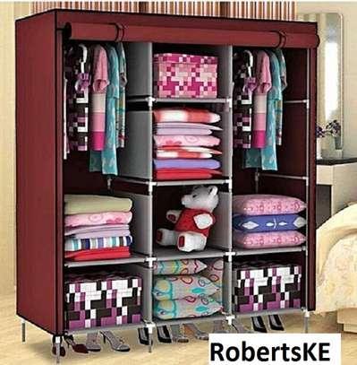 strong portable wardrobe image 1