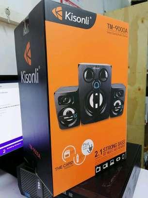 Kisonli Creative speakers model 9000A 0 image 1
