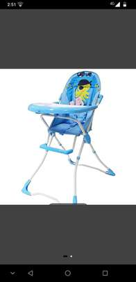 Baby feeding chair.