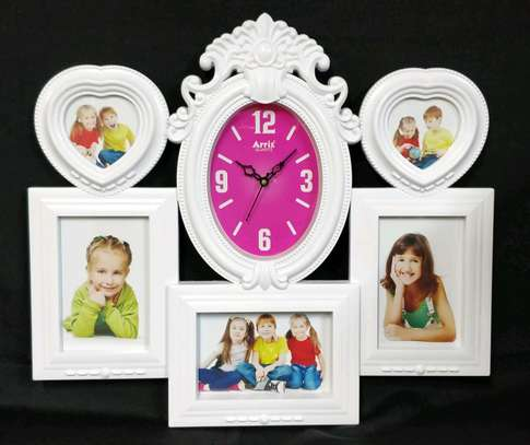 Wall frame with watch image 1