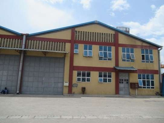 650 m² warehouse for rent in Athi River Area image 3