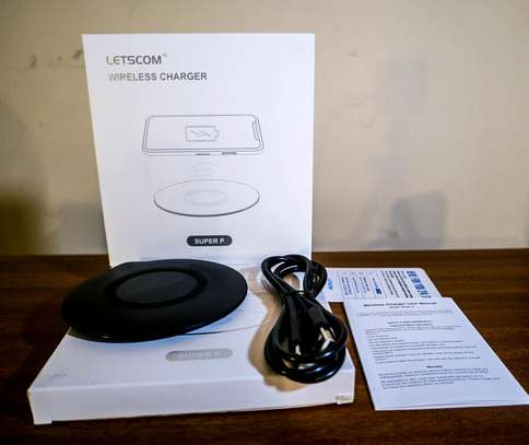 Wireless charger Qi Certified 15 watts image 2