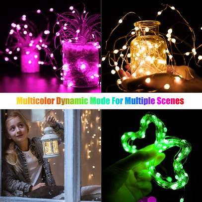 color changing fairy string lights image 1