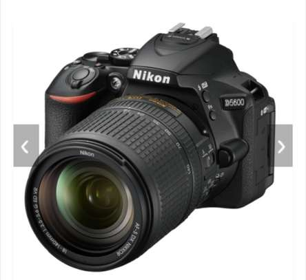 Nikon D5600 DSLR Camera With 18-55mm Lens, Inspire Your Creativity Further image 2