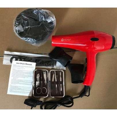 Nunix HD-01C 2200W Blow Dry Hair Dryer image 1