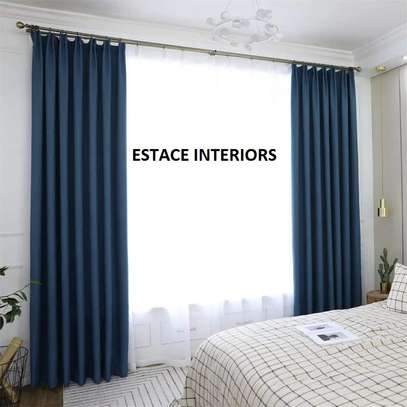 CURTAIN AND MATCHING SHEERS image 6