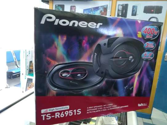 Pionner TS-R69515 Speaker brand new and sealed in a shop image 1