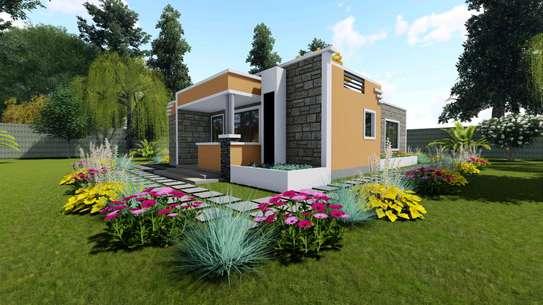 2 bedroom modern bungalow image 4