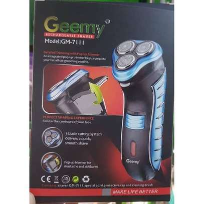 Rechargeable Hair Shaver/Smother-GM-7111 geemy image 1