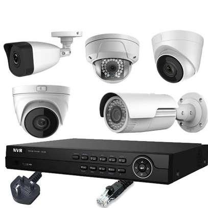 CCTV cameras installation image 1
