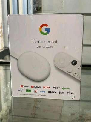 Chromecast with Google TV image 1