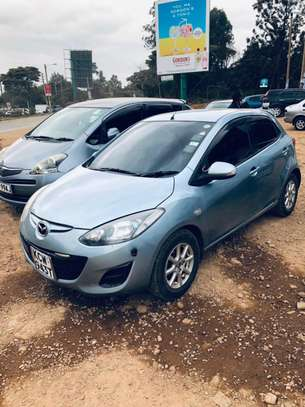 Mazda demio 2012 model image 4
