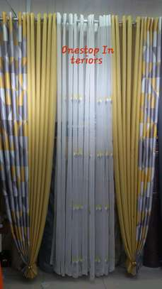 House Curtains and office blinds image 3