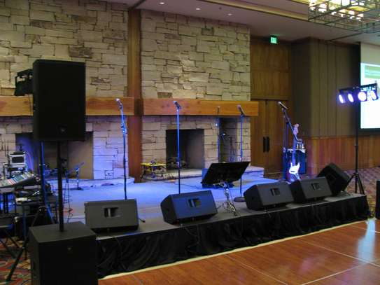 PA System for hire image 1