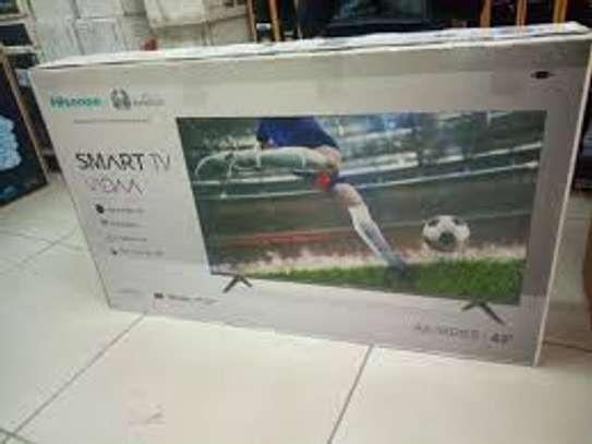"""Hisense Smart FRAMELESS TV 43"""" image 1"""
