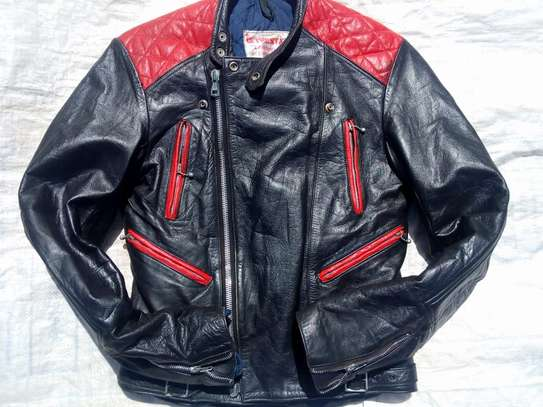 Safety Riding Leather jackets