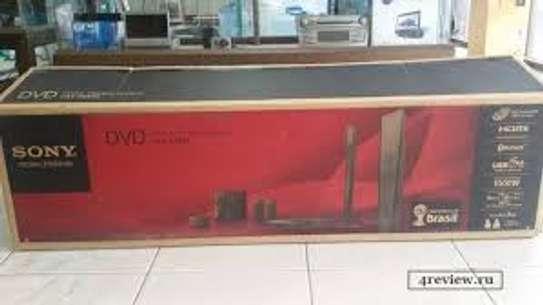 Sony DAV-DZ650 - 5.1Ch DVD Home Theatre System- Black image 3