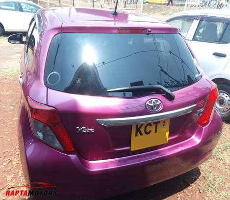 Toyota Vitz (Jewela) 2011 Purple For Sale In Nairobi image 3