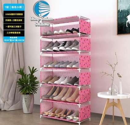 7 layers shoe racks image 5