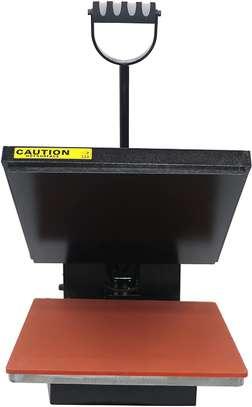 Digital Sublimation Heat Transfer Machine T-Shirt Heat Press Machine image 1