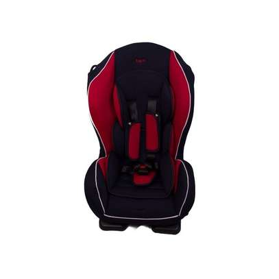 Reclining Infant car seat with base 0-7 years (Red)