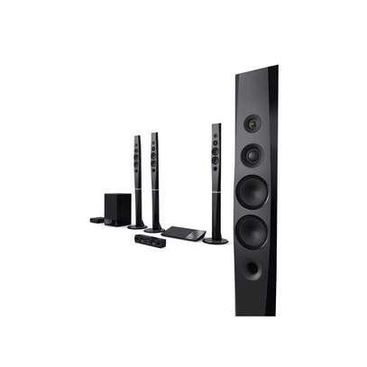 Sony BDV-N9200W - 5.1ch Blu-ray 3D Smart Home Theatre System - 1200W - Black image 2