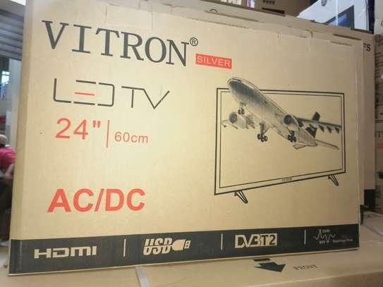 Vitron 24 inch led digital TV image 1
