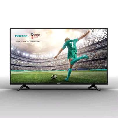 43A6100F Hisense 43 Inch Smart Full HD Frameless TV 2020 MODEL image 1