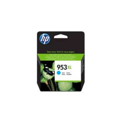 HP 953 High Yield Cyan Ink Cartridge image 1