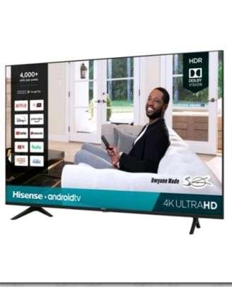 Hisense 55 Inch Android 4K UHD Smart Tv 55A7200F  Product byHisense image 1