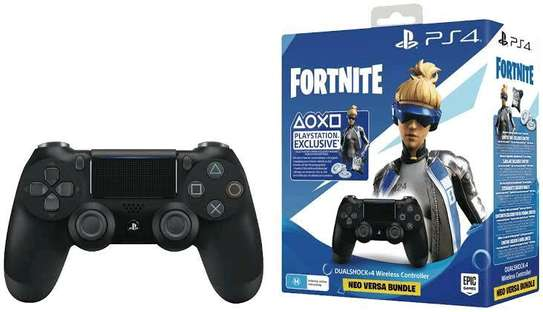 Fortnite  DualShock 4 controller ( limited Time Exclusive content) code
