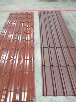 roofing iron sheets
