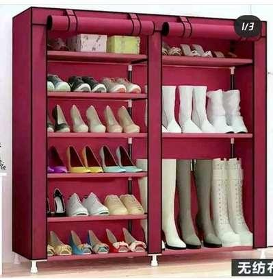 2 column shoe rack image 3