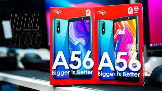 Itel A56 new 16gb 1gb ram 6.0 inch display+Delivery image 1
