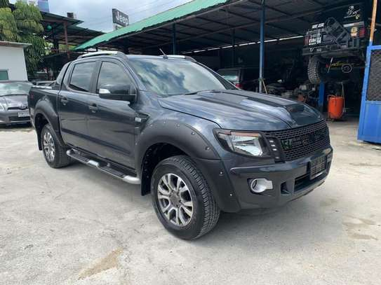 Ford Ranger 2.5 TD Double Cab XLT 4x4 image 1