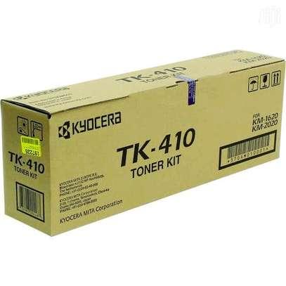 Genuine tk 410 Kyocera toner image 1