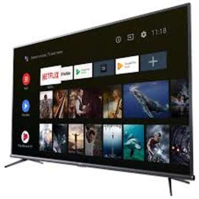 TCL 40 inch Smart Full HD Android LED TV – Frameless image 1