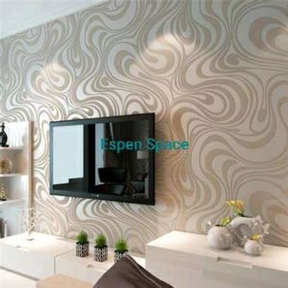 Varied wall papers image 1