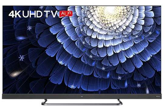 TCL  55 inch smart Android TV (ONKYO C8) image 1