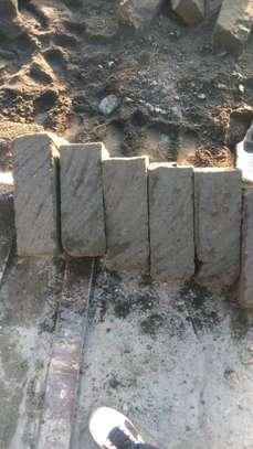 Machine cut stones 6*9 image 1