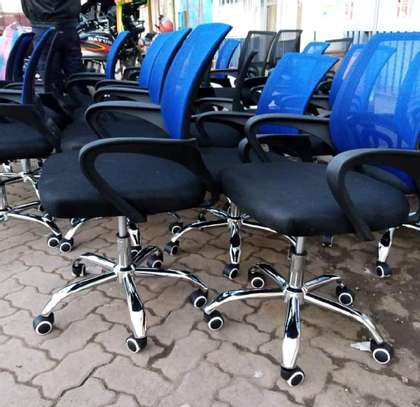 Classic and smart office chair image 1