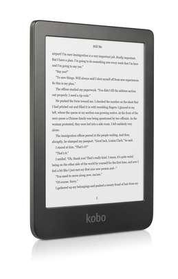 """KOBO CLARA HD 6"""" CARTA E INK TOUCHSCREEN E-READER image 1"""