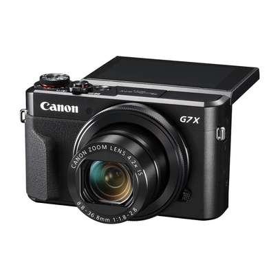 Canon PowerShot G7 X Mark II image 1