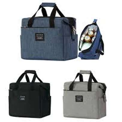 Large Capacity Insulated Lunch Bags image 2