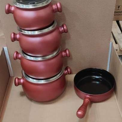 Ceraflame Ceramic Cookware Set image 5