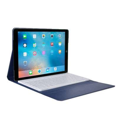 """Smart Wireless Bluetooth Keyboard with Stand Case Cover For Apple iPad Pro 12.9"""" image 2"""