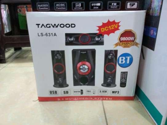 TAGWOOD 3.1 BASS WOOFERS image 2