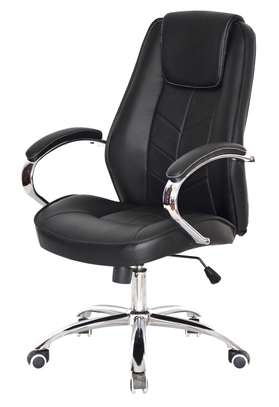 Leather Executive High back chairs - LHB-08